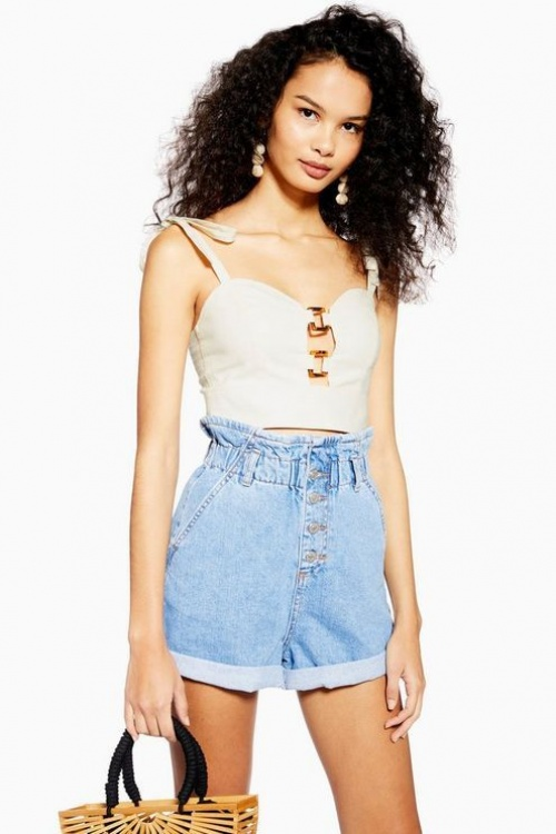 Topshop - Crop top