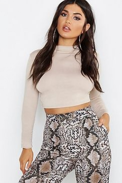 Boohoo - Crop top