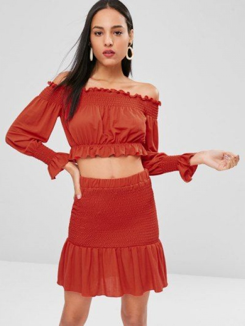 Zaful - Crop top
