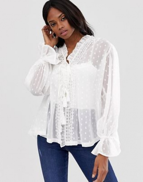 ASOS DESIGN - Blouse