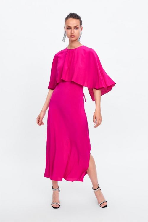 Zara - Robe midi