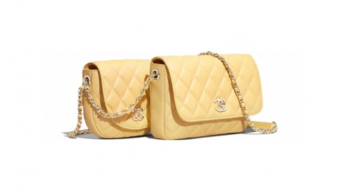 Chanel - Sac en cuir