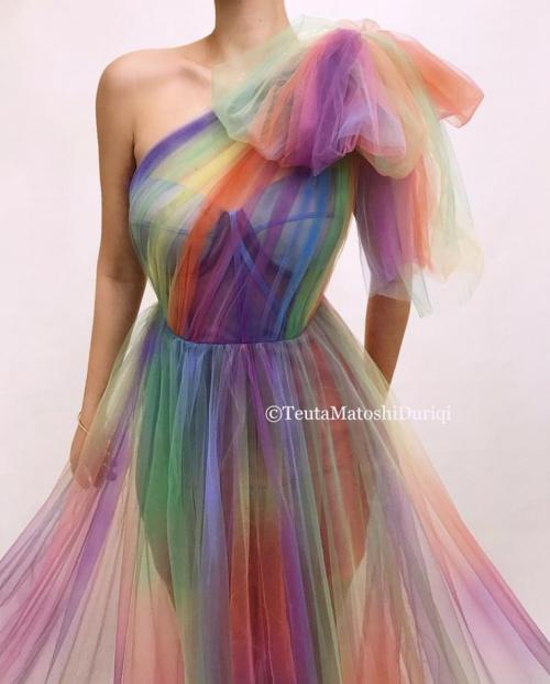 Teuta Matoshi Duriqi - Robe de soirée