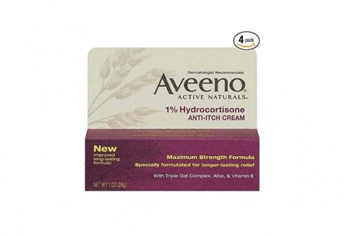 Aveeno - Crème Hydrocostisone