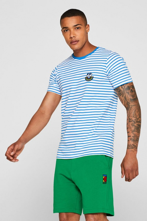 Esprit x Craigl & Karl - t-shirt à rayures