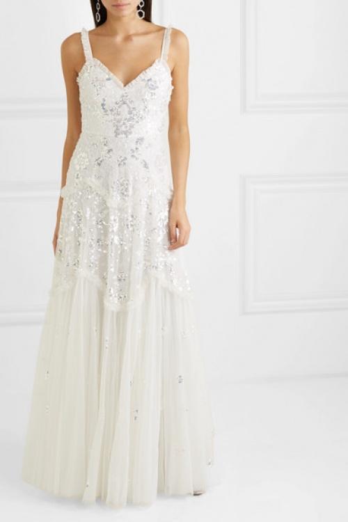 Needle & Thread - Robe de mariée ornée