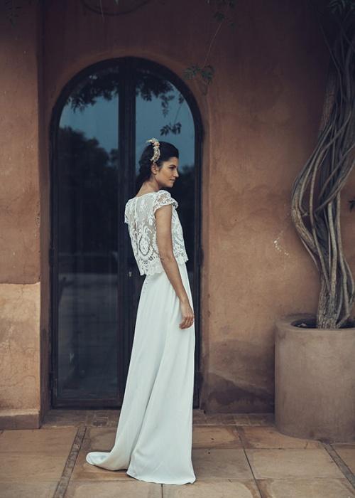 Laure de Sagazan - Robe de mariée