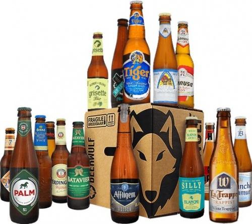 Beerwulf - Coffret de 16 bières