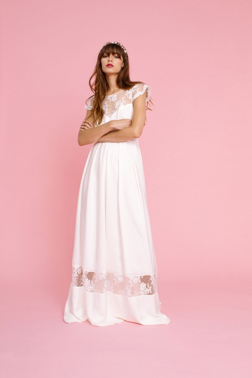 Elise Hameau - Robe de mariée