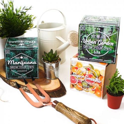 Cadeaux Folies - Kit de jardinage