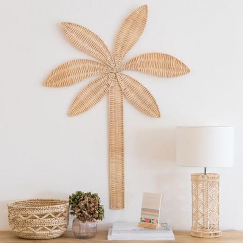 Maisons du monde - Déco murale palmier