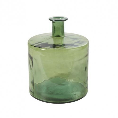 Maisons du monde - Vase en verre recyclé