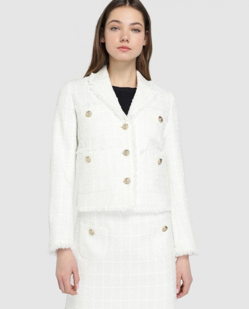 Tintoretto - Veste blanche tweed