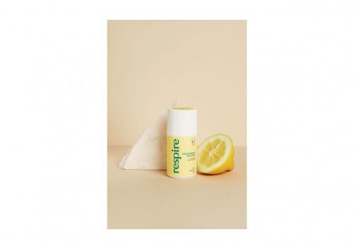 Respire - Déodorant Naturel Citron Bergamote