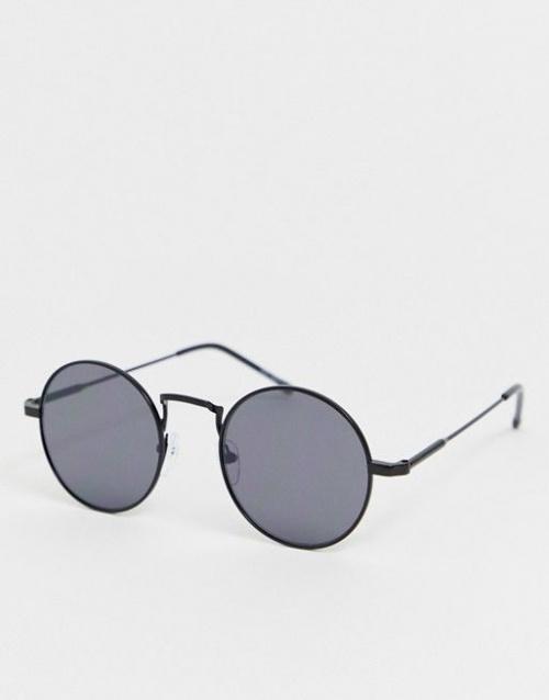 River Island - lunettes de soleil rondes