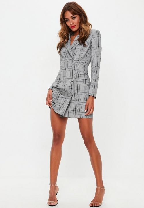 Missguided - Robe blazer