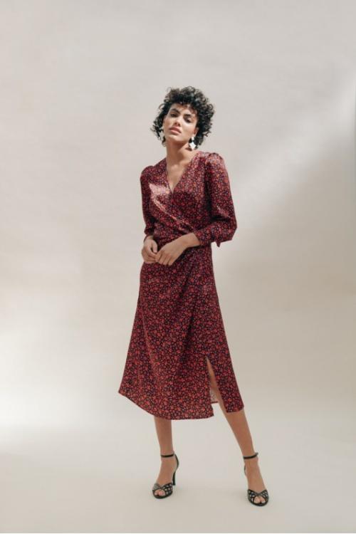 Musier Paris - Robe imprimée