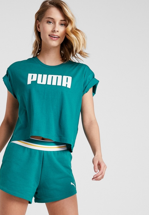 Puma - T-shirt crop