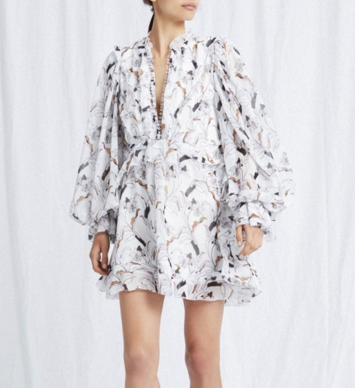 Acler - Robe imprimée
