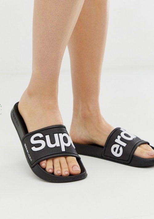 Superdry - Mules