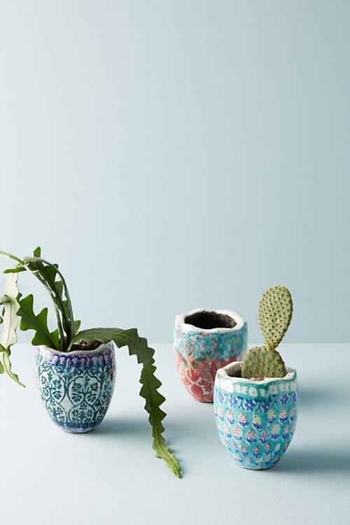 Anthropologie - Pot de fleurs
