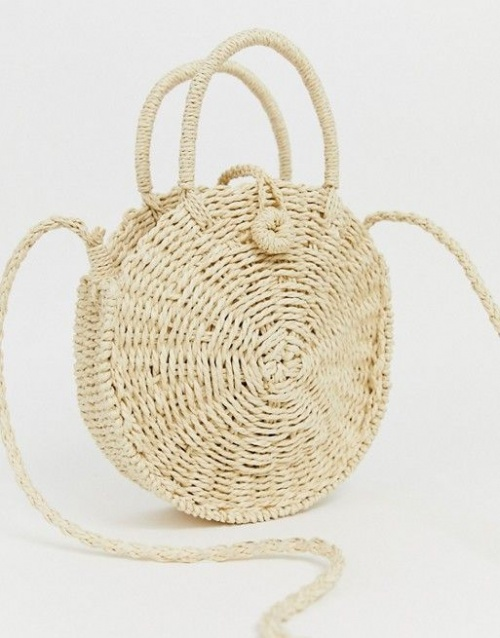 Hat Attack - Sac en paille