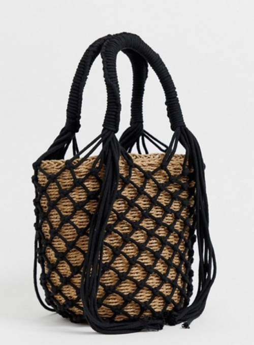 My Accessories - Sac en paille