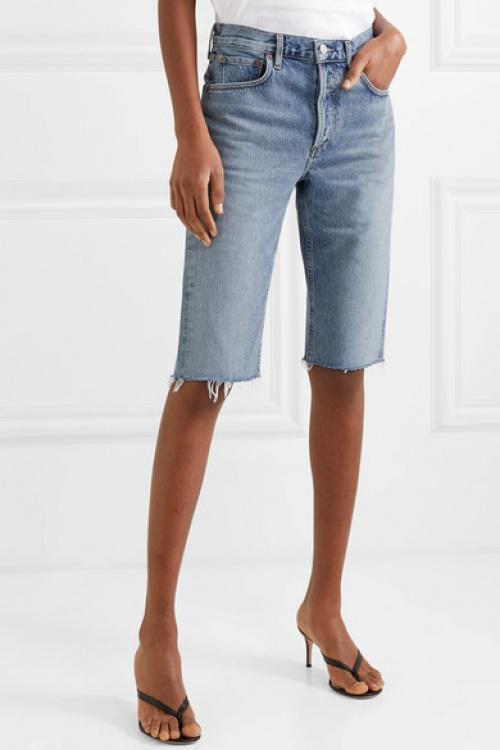 Agolde - Short en jean