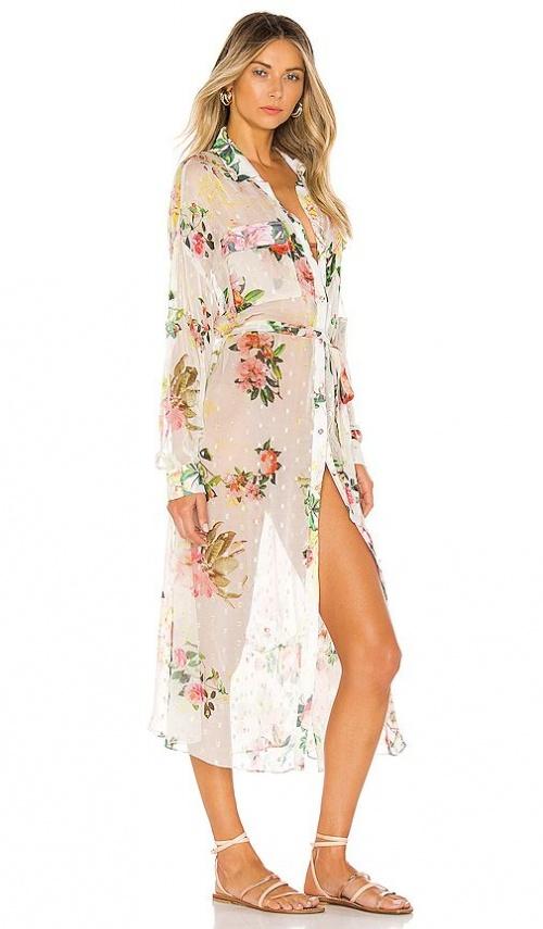 RococoSand - Robe chemise