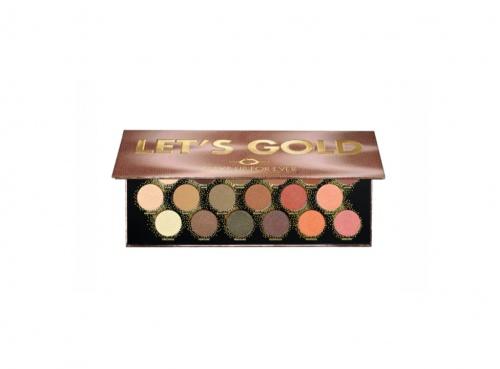 Make Up For Ever - Palette Let's Gold