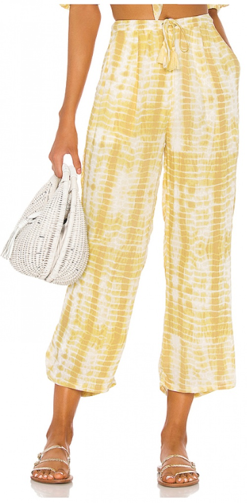 Majorelle - Pantalon jaune