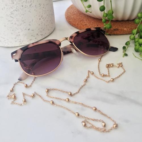 LadyCluck Créations - Chaîne de lunettes