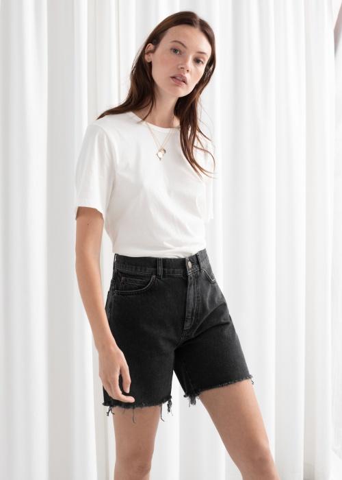 & Other Stories - Short en jeans