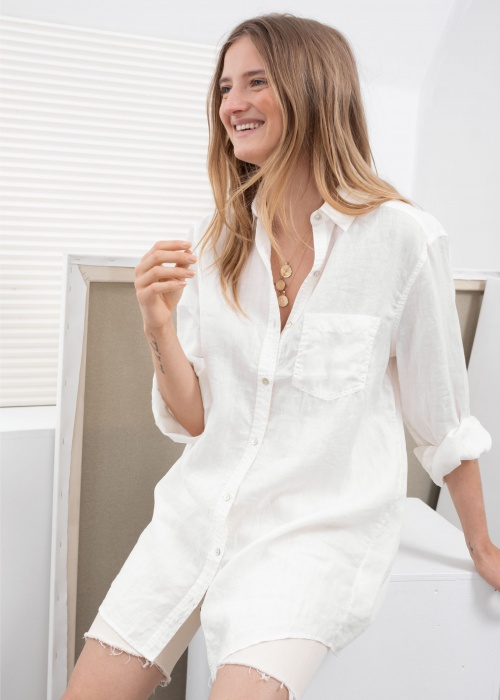 & Other Stories - Chemise en lin