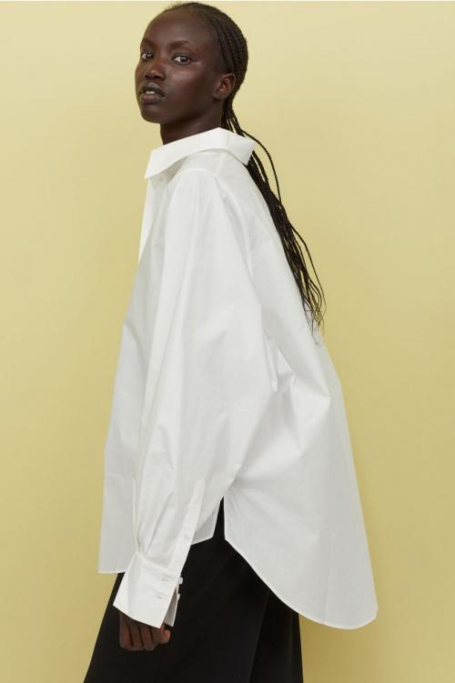 H&M - Chemise oversize