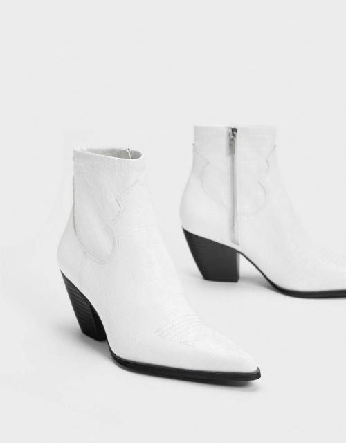 Bershka - Bottes de cowboy
