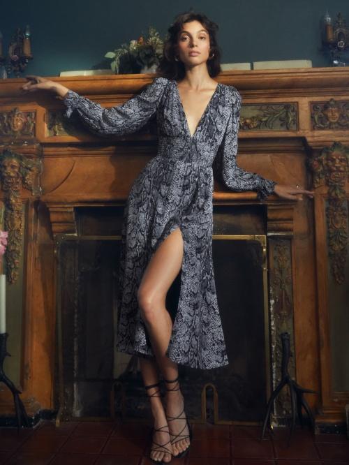 Reformation - Robe longue