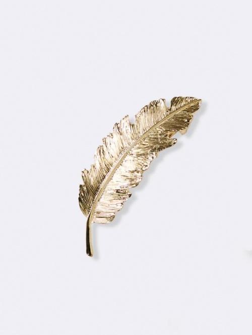 Cyrillus - Barrette plume