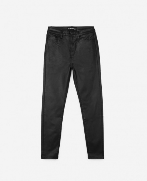 The Kooples - Pantalon simili cuir