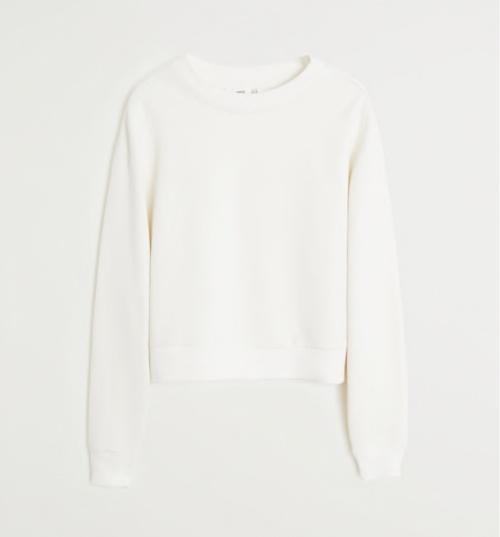 Mango - Sweatshirt basique