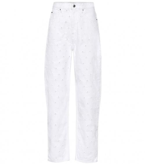 Isabel Marant - Mom jean avec détails