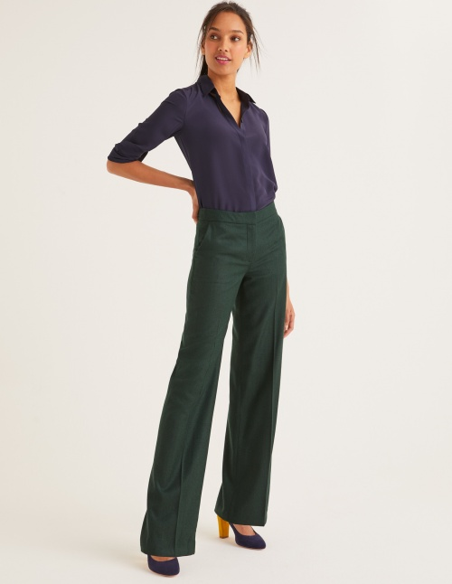 Boden - Pantalon en tweed