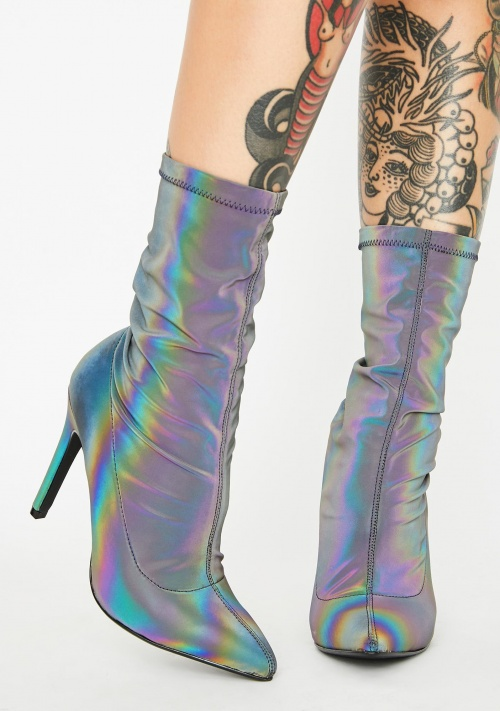 Dollskill - Bottines réflectives