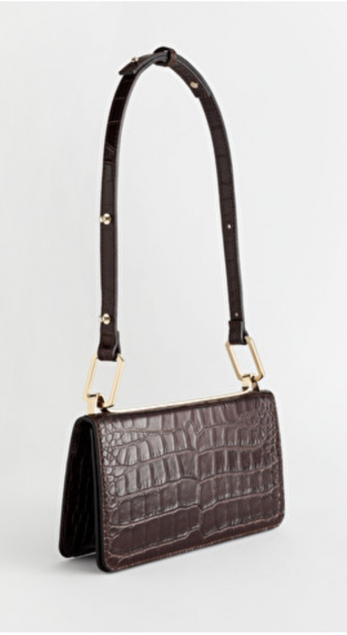 &Other Stories - Sac baguette
