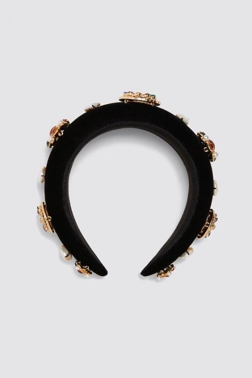 Zara - Serre-tête bijoux