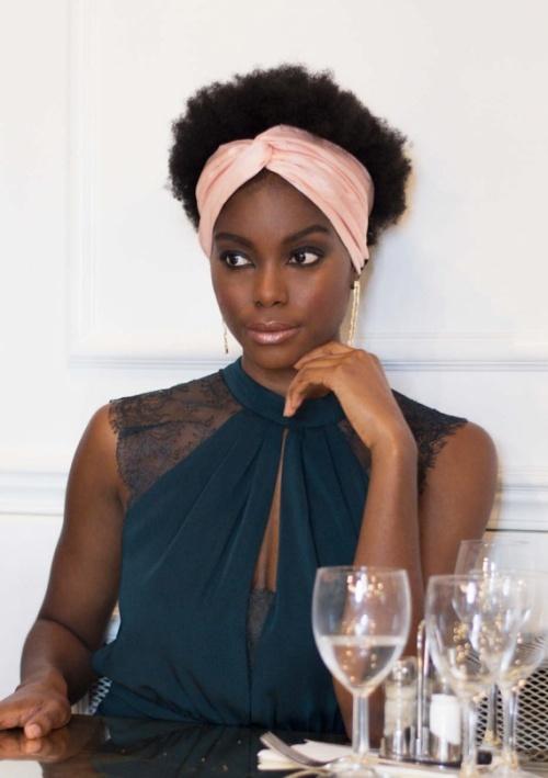 Indira - Demi turban Jackie