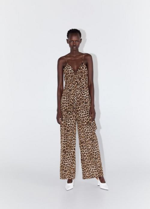 Zara - Combinaison léopard
