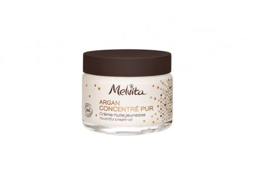 Melvita - Crème anti-âge à l'huile d'argan bio