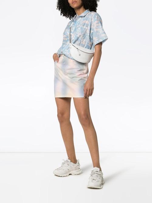 Double Rainbouu - Chemise à manches courtes