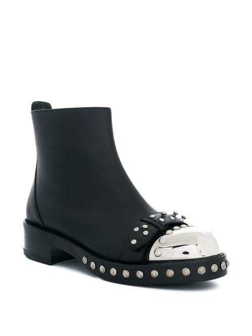 Alexander McQueen - Biker boots